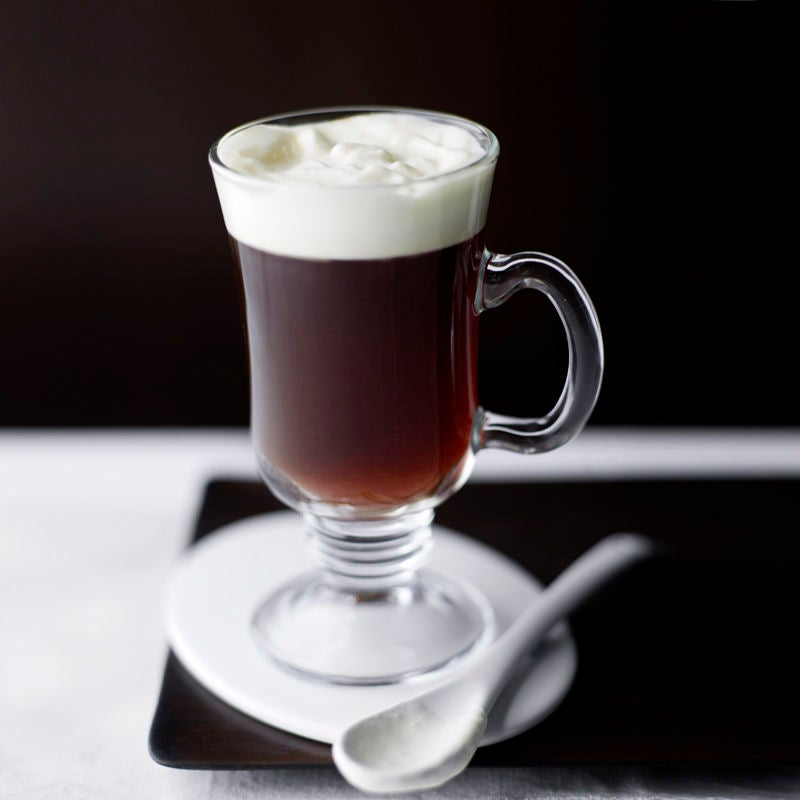 Photo of Irish coffee by WW