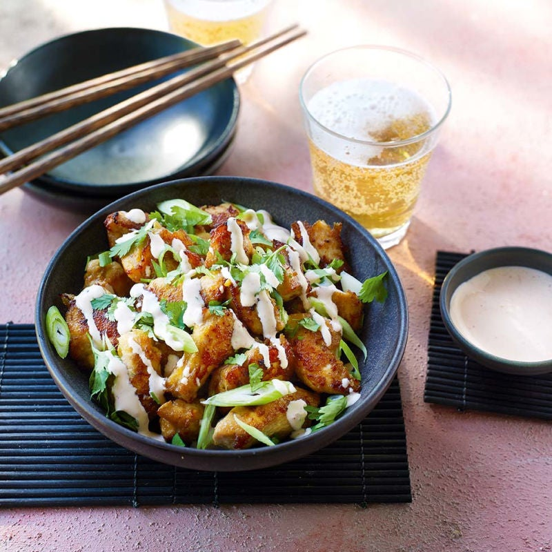 Photo of Chicken karaage by WW