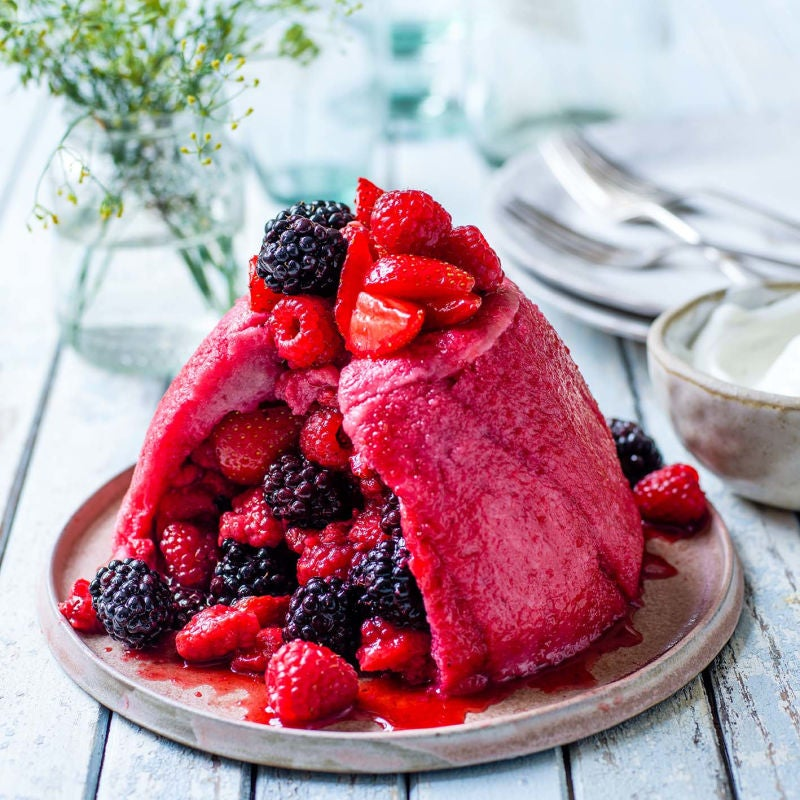 Photo of Summer Pudding by WW