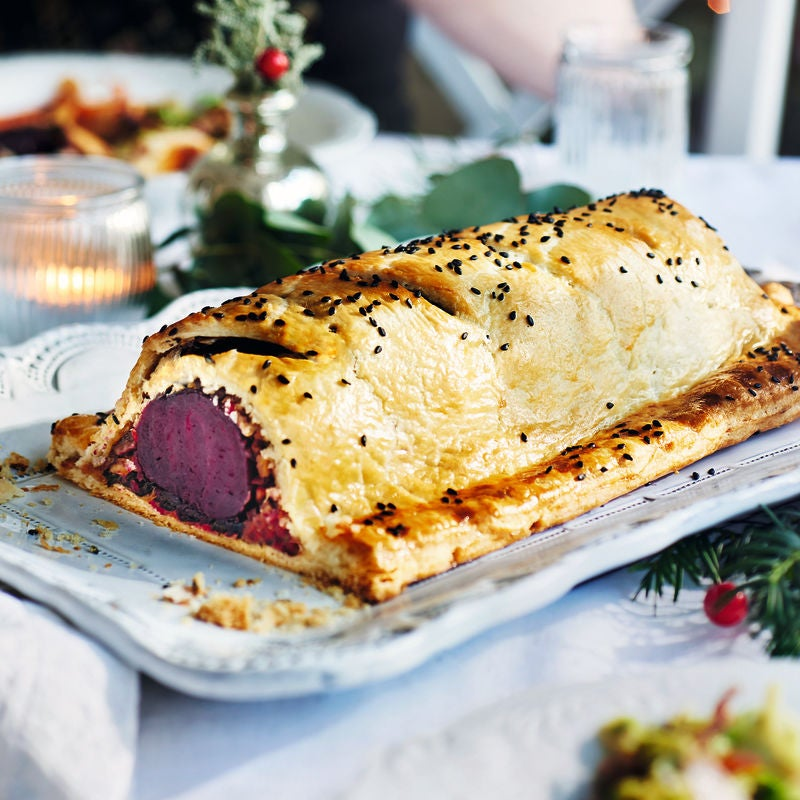 Photo of Beetroot wellington by WW