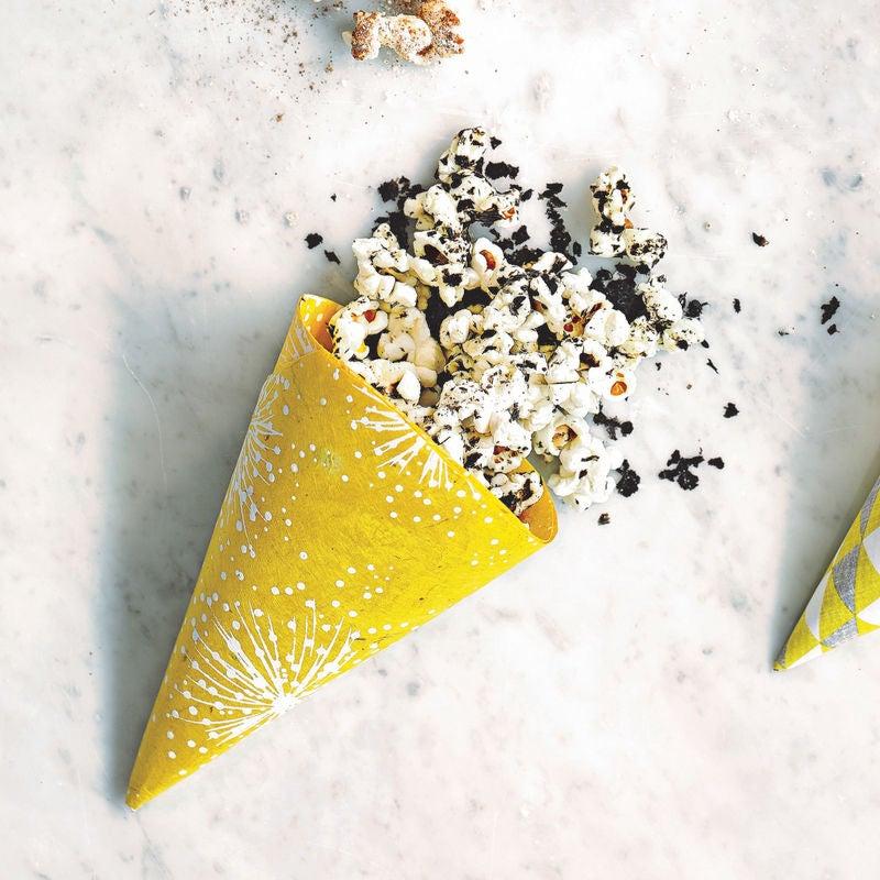 Photo of Seaweed & sesame popcorn by WW