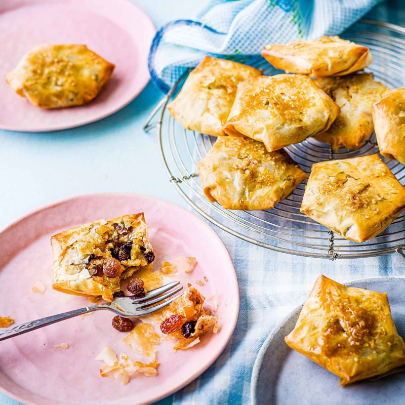 Photo of Eccles cakes by WW
