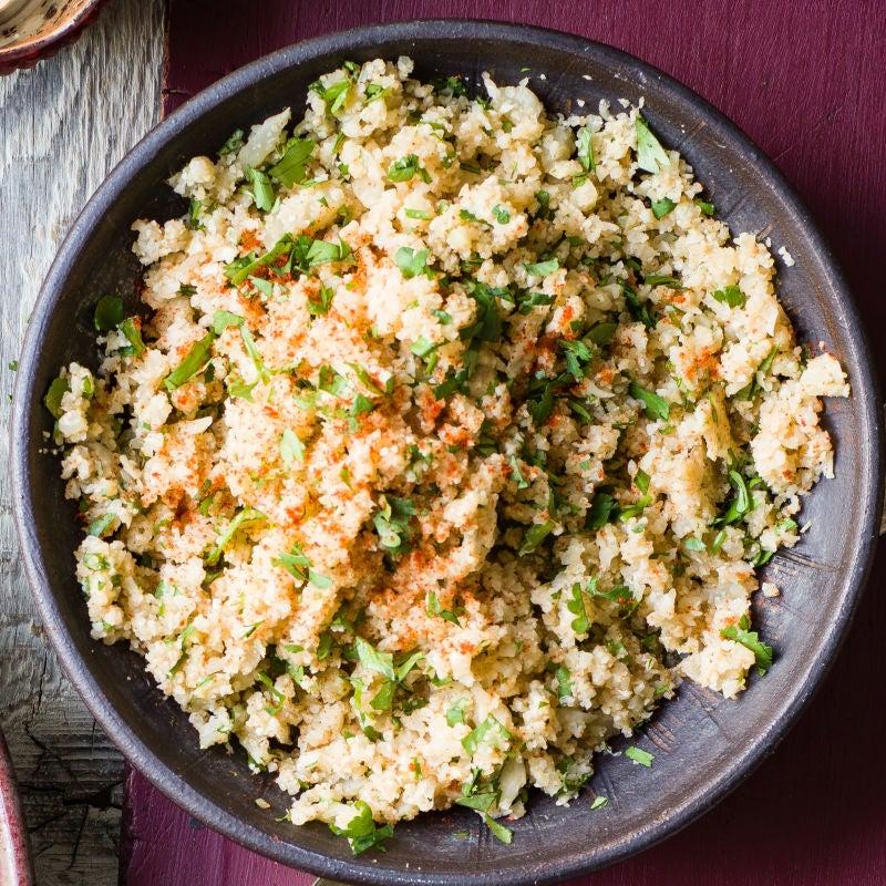 Photo of Spiced cauliflower 'rice' by WW