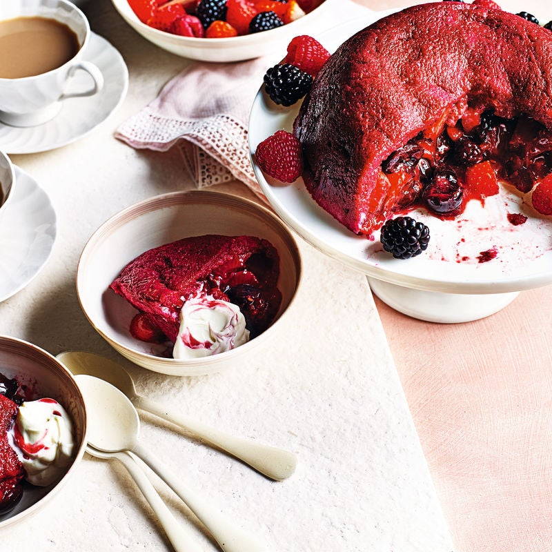 Photo of Summer pud by WW