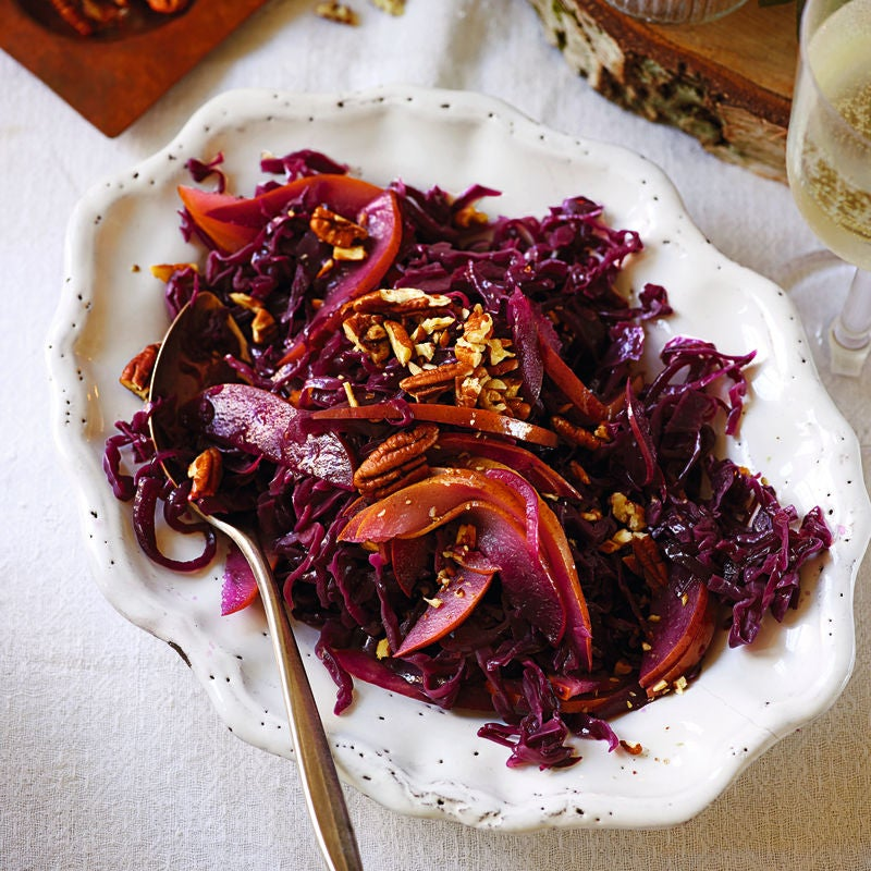 Photo of Braised red cabbage by WW