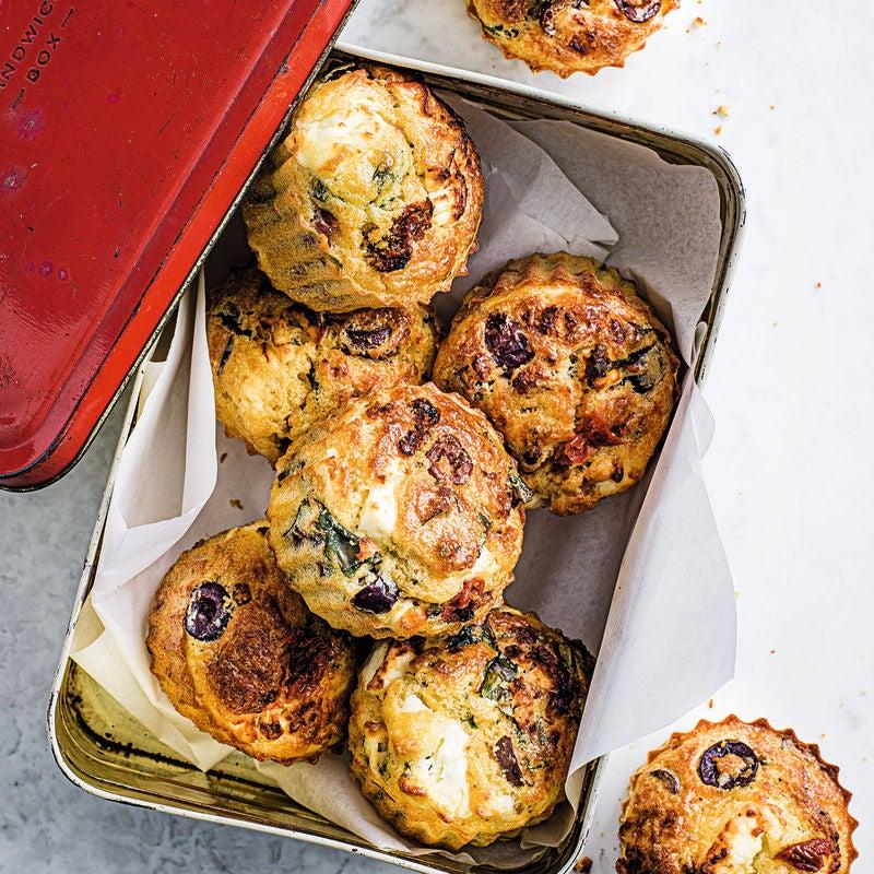 Photo of Mediterranean muffins by WW