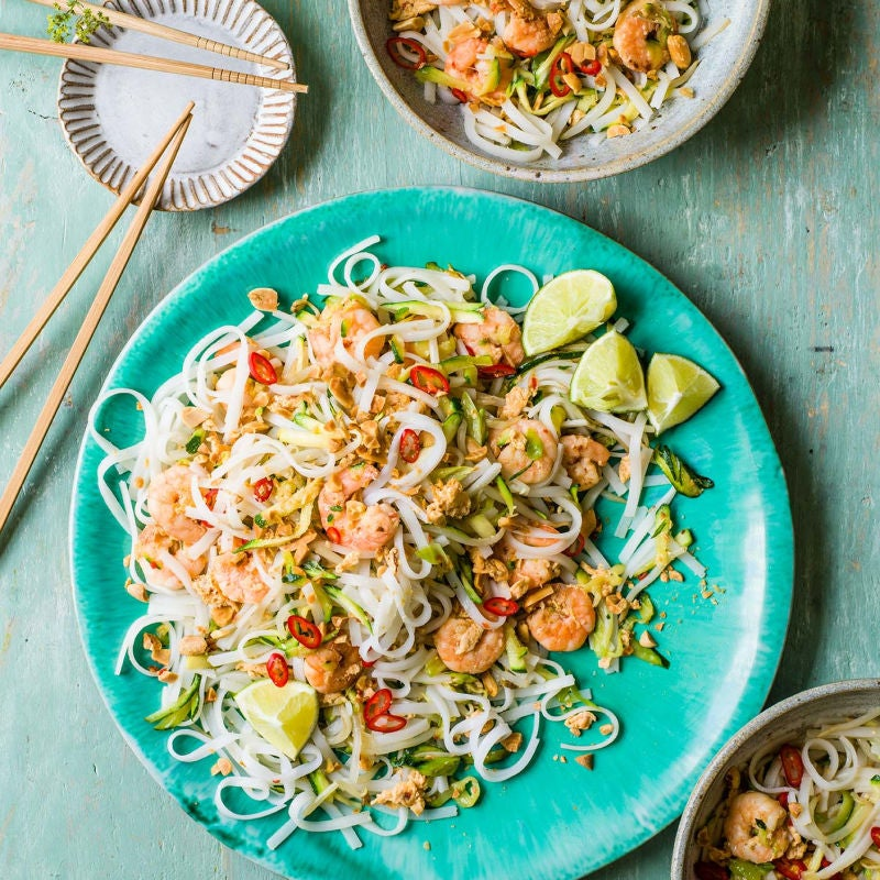 Photo of Prawn pad Thai by WW