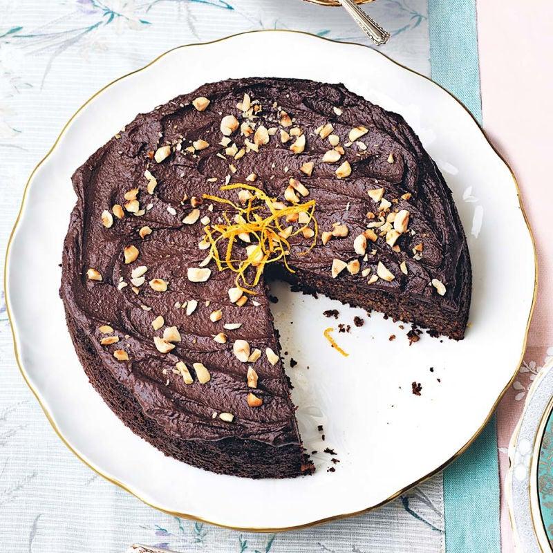 Photo of Chocolate & orange polenta cake by WW