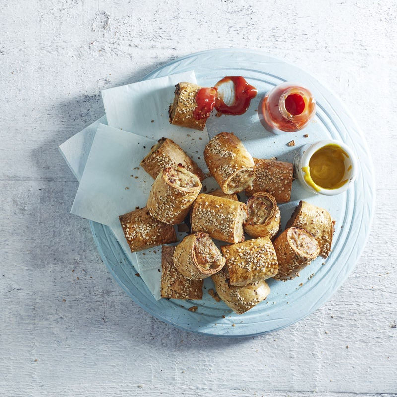 Photo of Turkey sausage rolls by WW