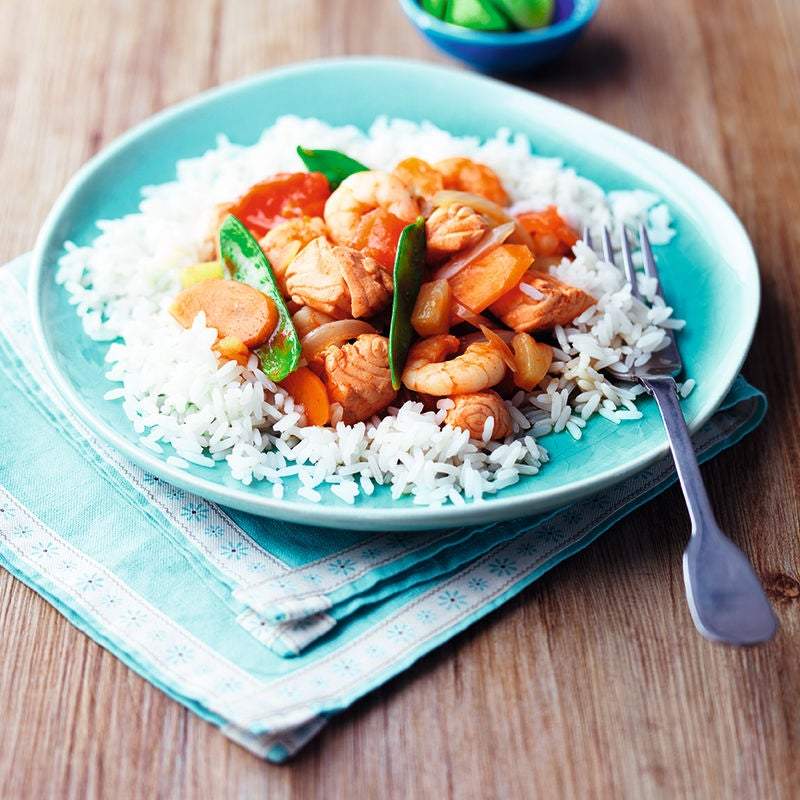 Photo of Fish lovers' sweet & sour by WW