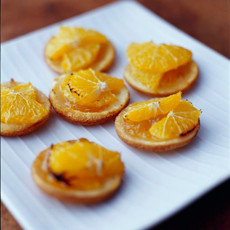 Photo of Little marmalade tarts by WW