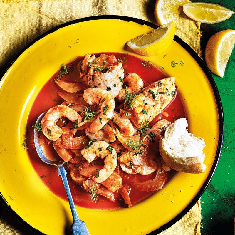 Photo of Paprika fish & fennel stew by WW