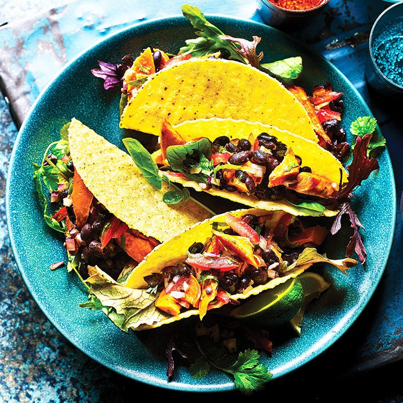 Photo of Loaded sweet potato tacos by WW