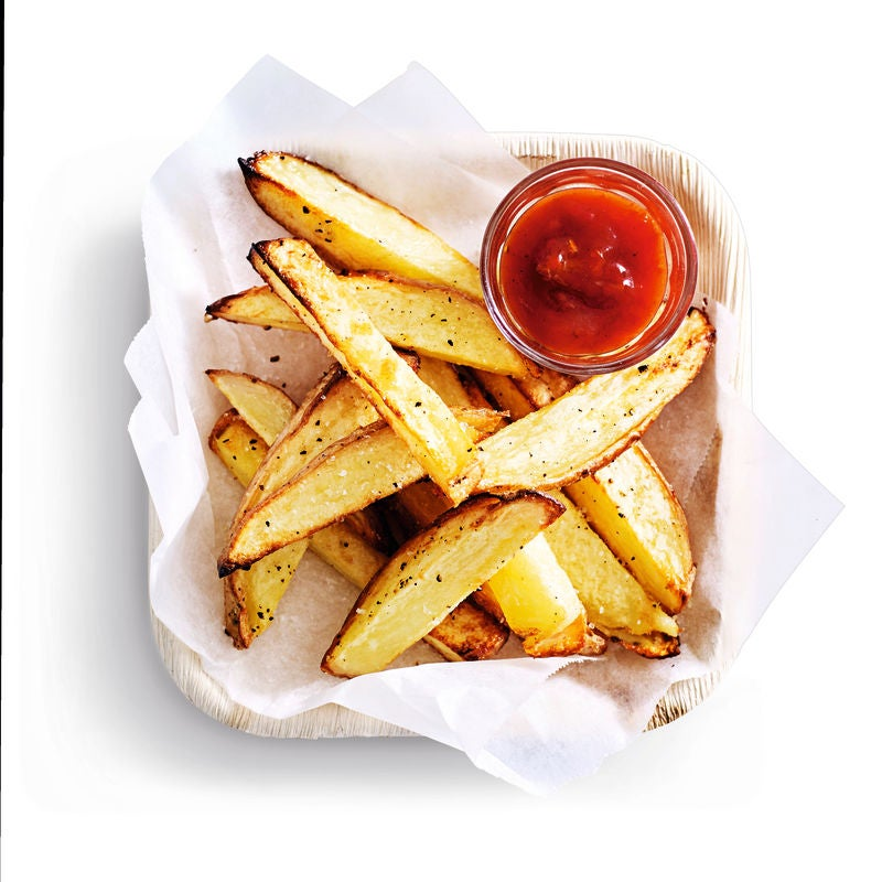 Photo of Oven-roasted potato chips by WW