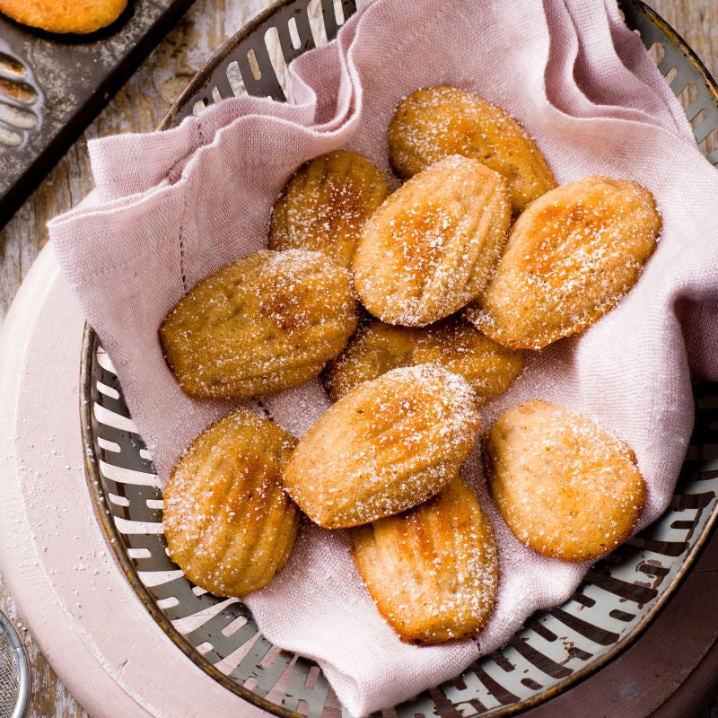 Photo of Cinnamon apple madeleines by WW