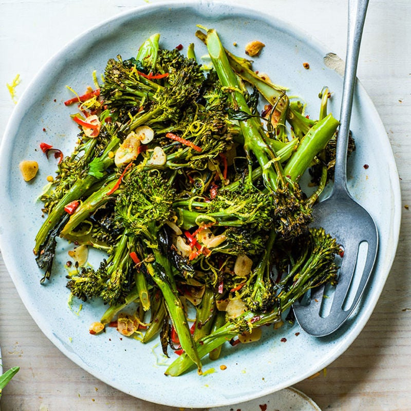Photo of Lemon, garlic & chilli broccoli by WW