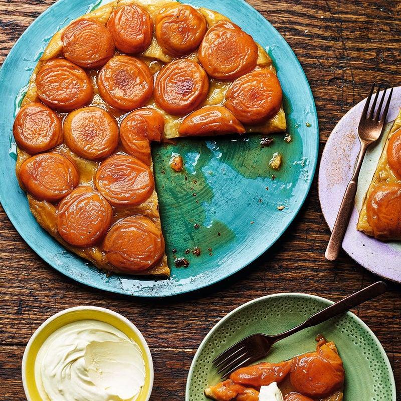 Photo of Apricot tarte tatin by WW
