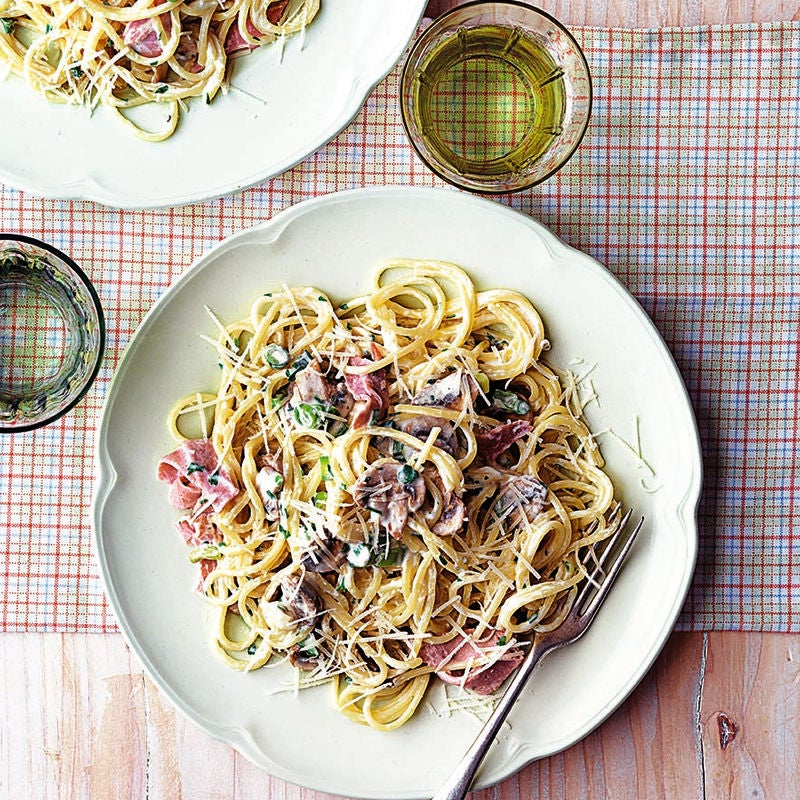 Photo of Speedy spaghetti carbonara by WW