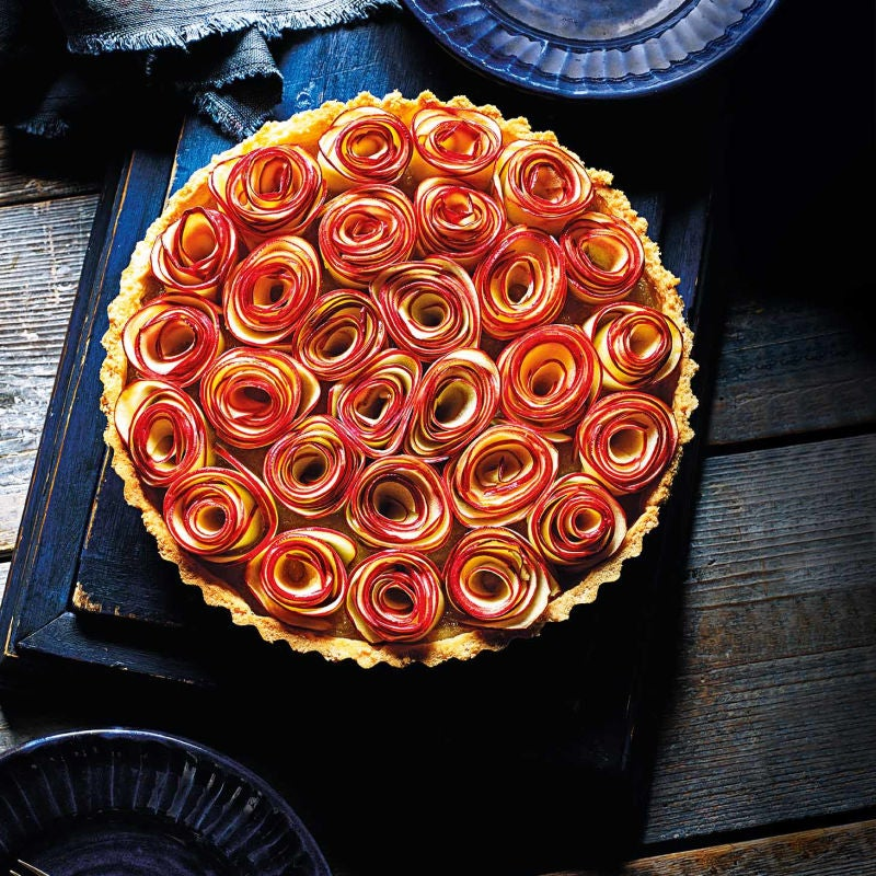 Photo of Apple rose tart by WW