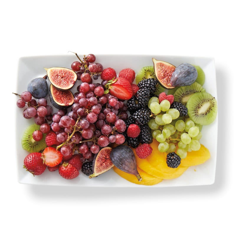 Photo of Fresh fruit platter by WW