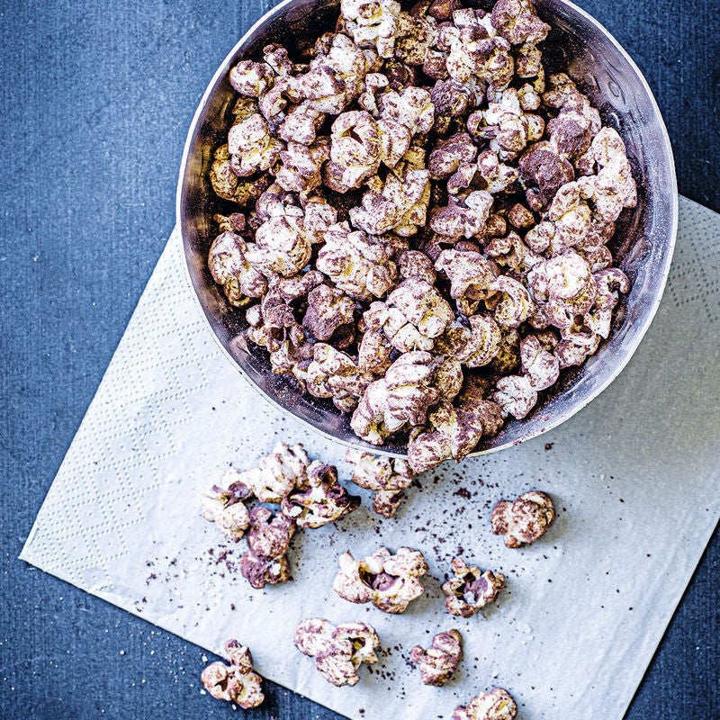 Photo of Salted chocolate popcorn by WW