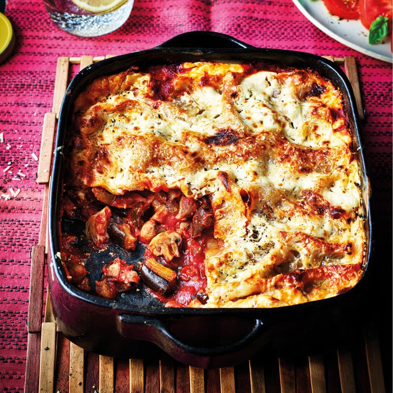 Photo of Veggie lasagne by WW