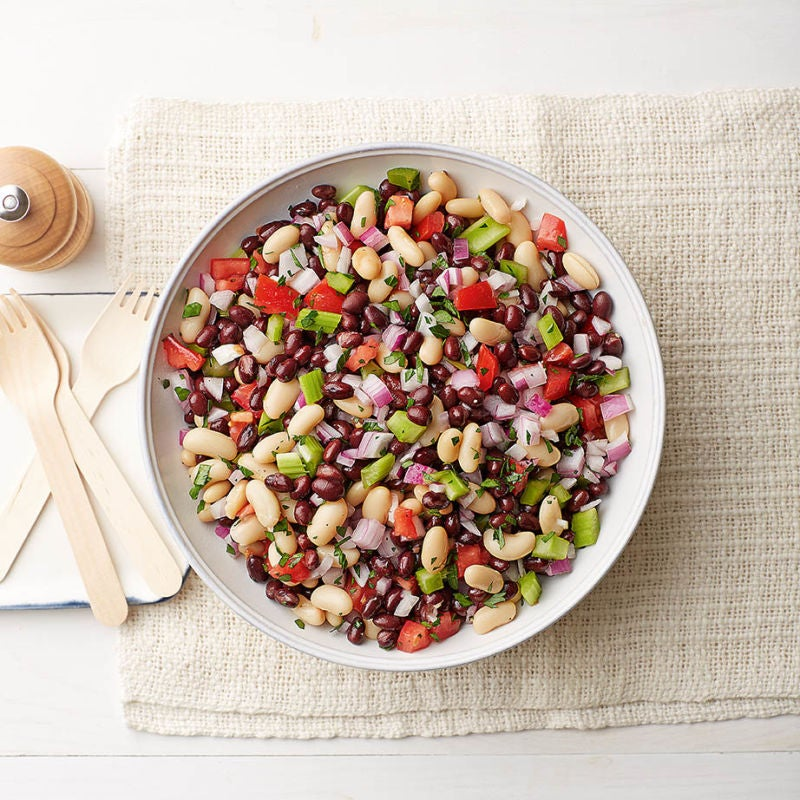 Photo of Cannellini & black bean salad by WW