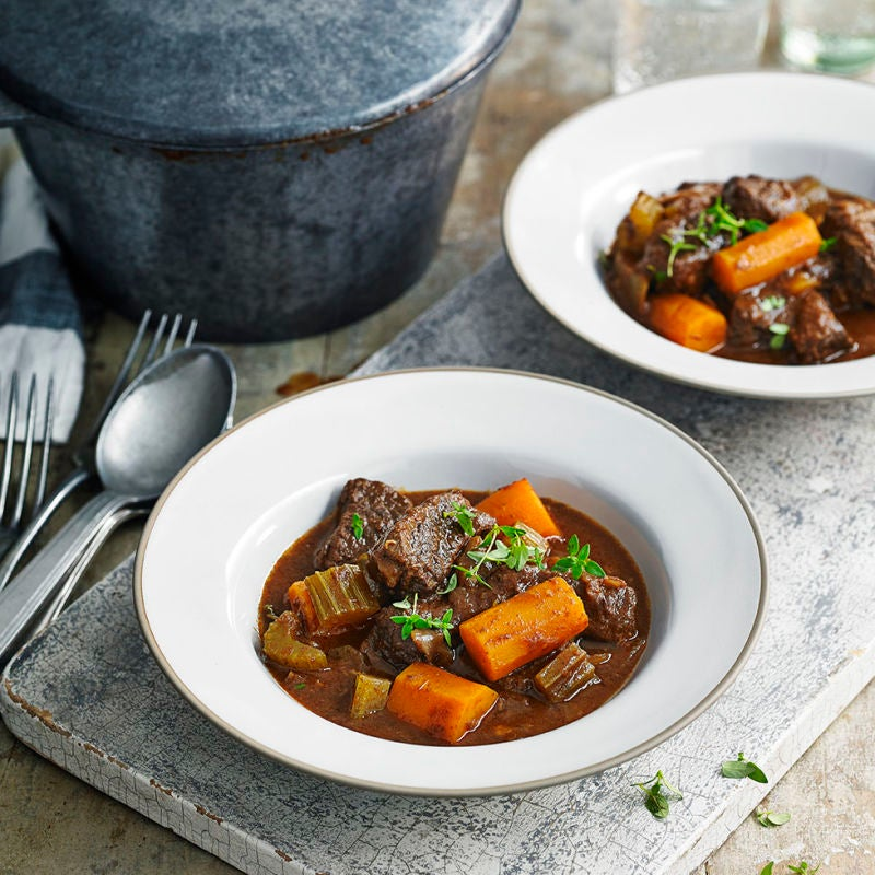 Photo of Simple beef casserole by WW