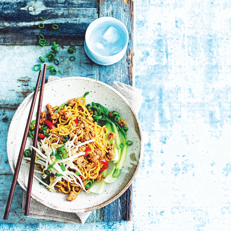 Photo of Hoisin chicken with noodles by WW