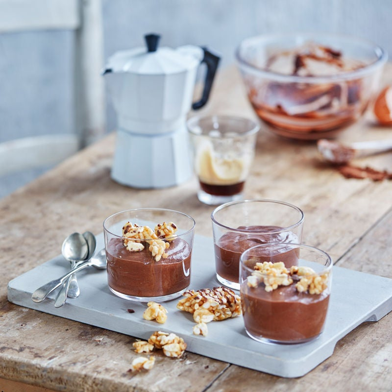 Photo of Chocolate mousse with salted-caramel crumble by WW