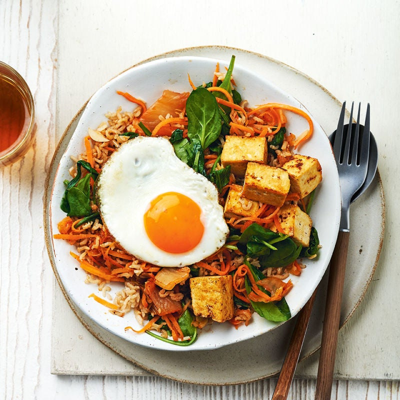 Photo of Veggie bibimbap by WW