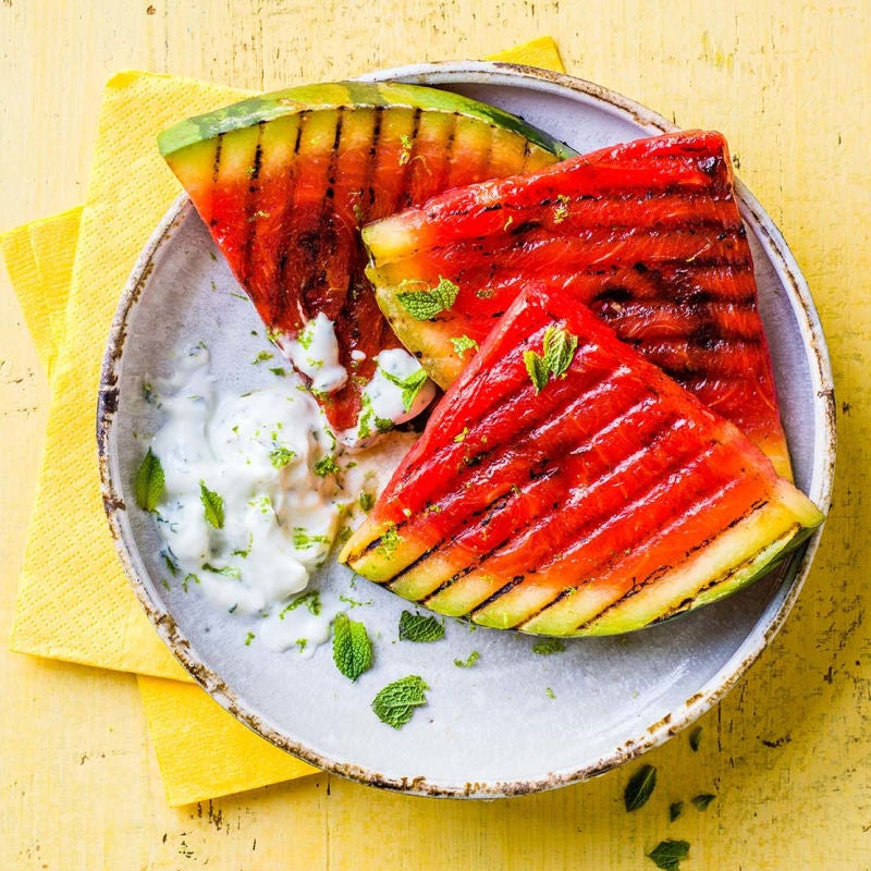 Photo of Griddled watermelon by WW