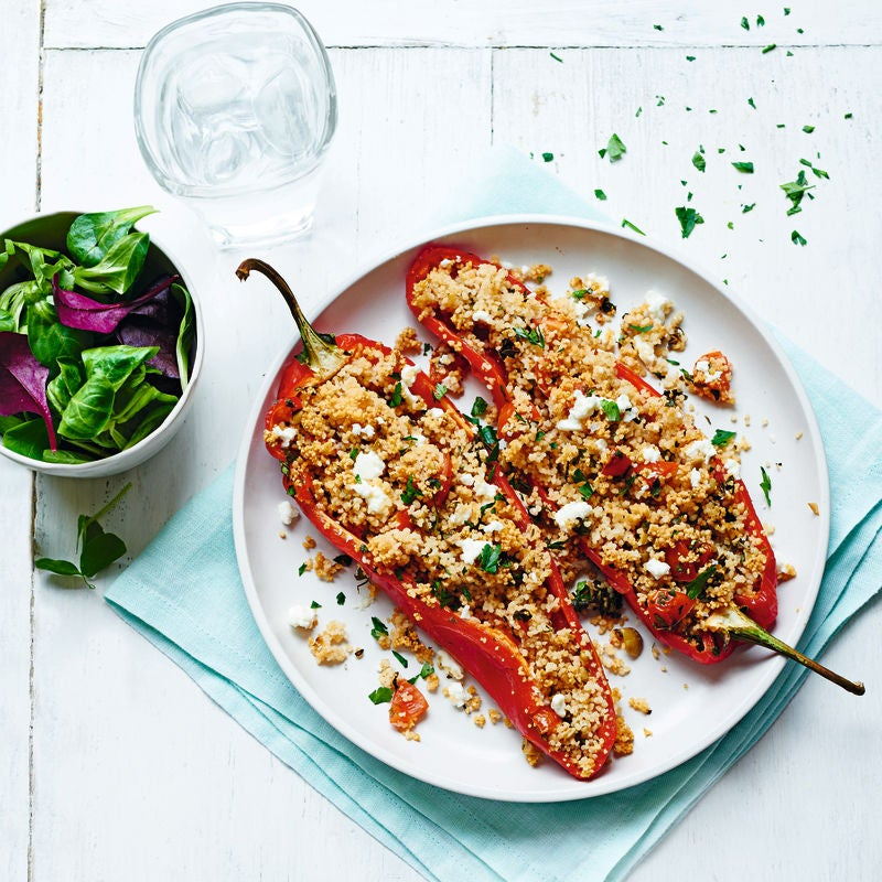 Photo of Couscous-stuffed peppers by WW