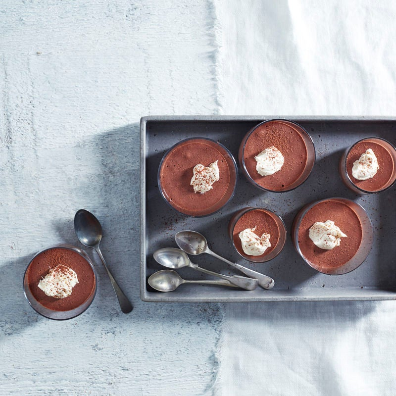 Photo of Salted chocolate mousse by WW