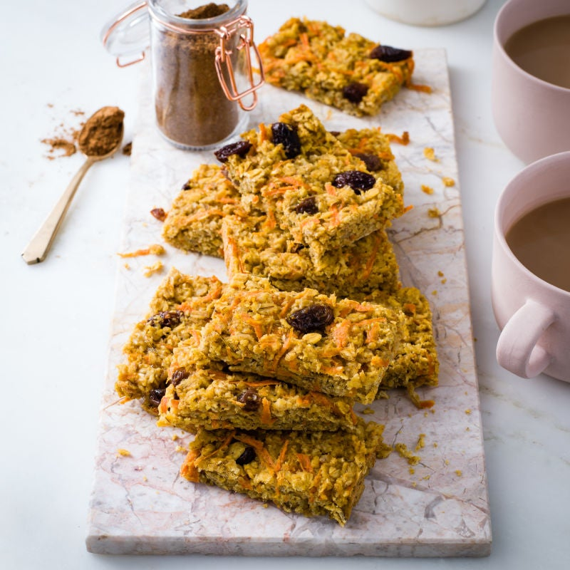 Photo of Carrot cake flapjacks by WW