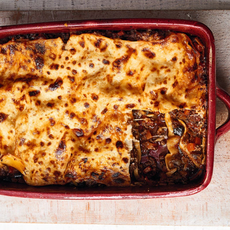 Photo of Lasagne by WW