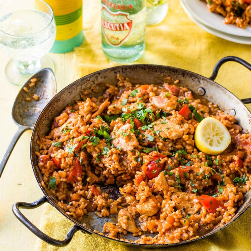 Photo of Chicken & vegetable paella by WW
