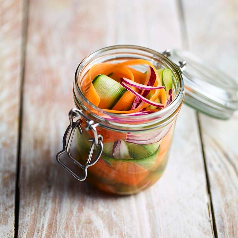 Photo of Quick pickled veg by WW