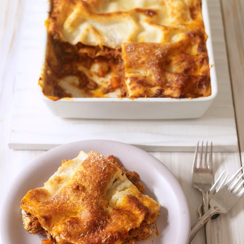 Photo of Classic lasagne by WW