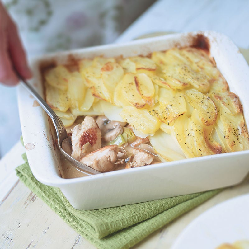 Photo of Chicken, leek & cider pie by WW