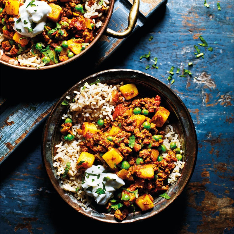 Photo of Quorn™ keema curry by WW