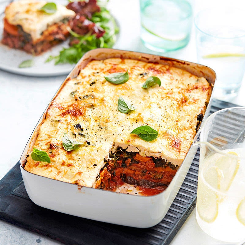 Photo of Vegetable & Quorn™ moussaka by WW