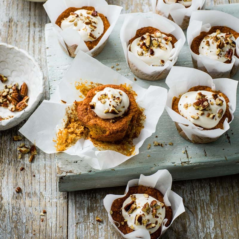 Photo of Sweet potato muffins by WW