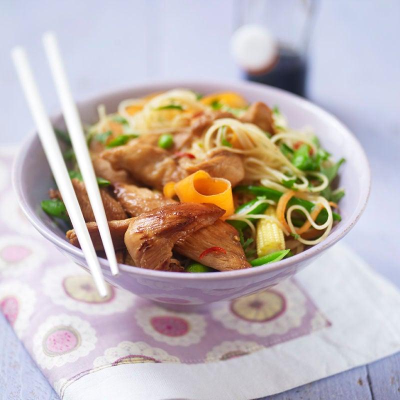 Photo of Thai chicken salad by WW