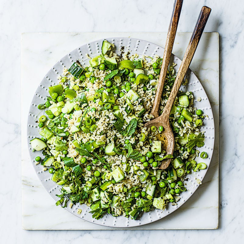 Photo of Herbed rice salad by WW