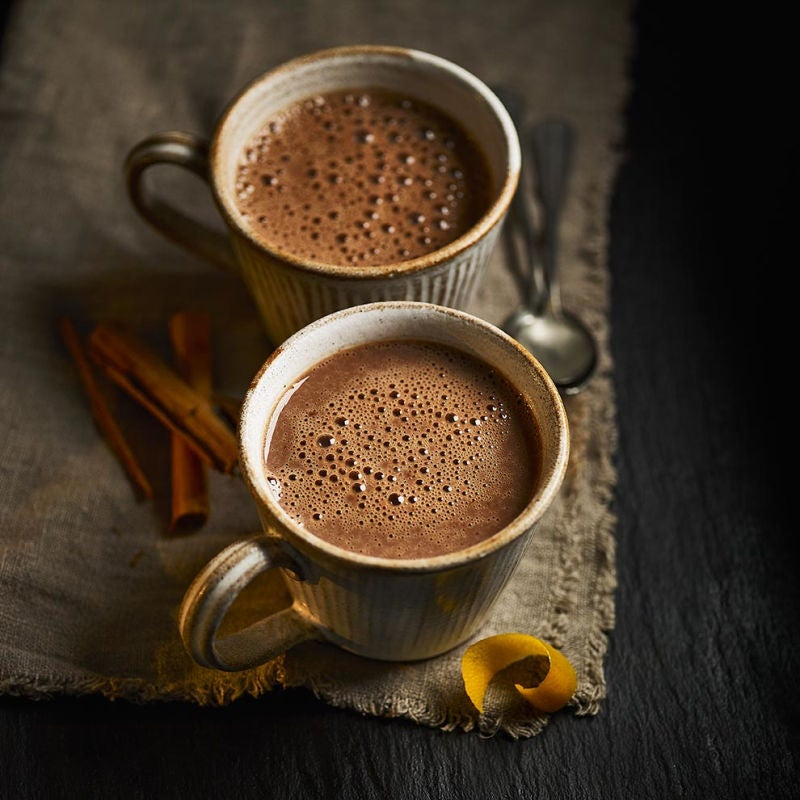 Photo of Cinnamon & orange hot chocolate by WW