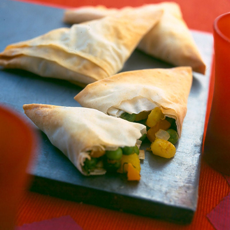 Photo of Vegetable samosas by WW