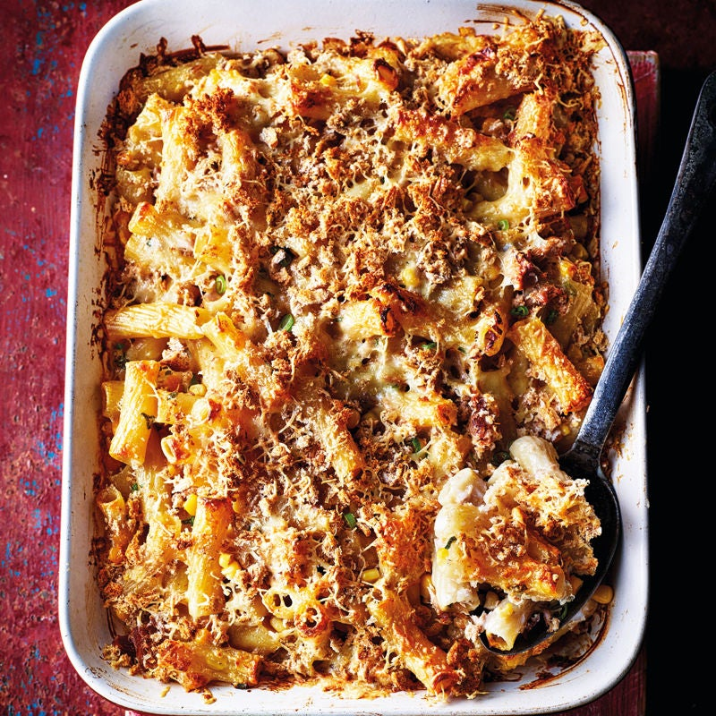 Photo of Tuna pasta bake by WW
