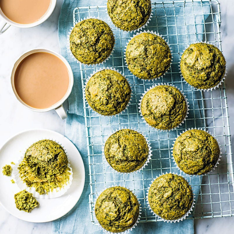 Photo of Eat-your-greens yogurt muffins by WW
