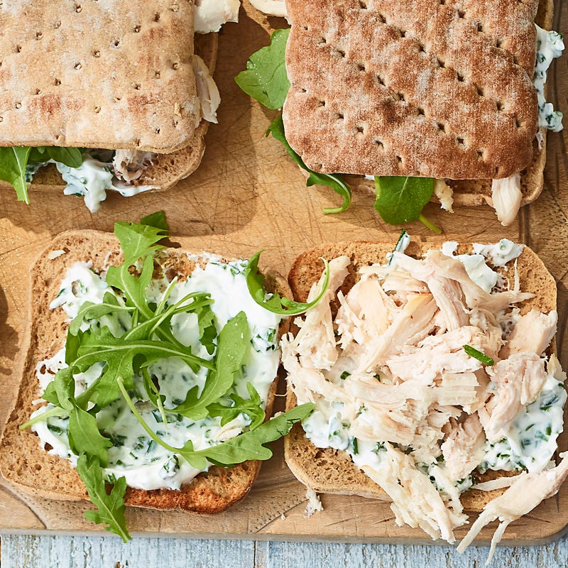 Photo of Toasted chicken sandwich by WW